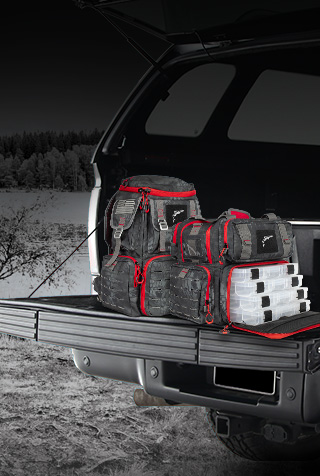 EGO Tackle Box Backpack & Bag Series