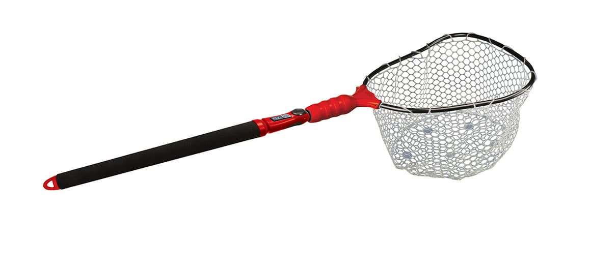 EGO S2 Slider Medium Clear Rubber Net
