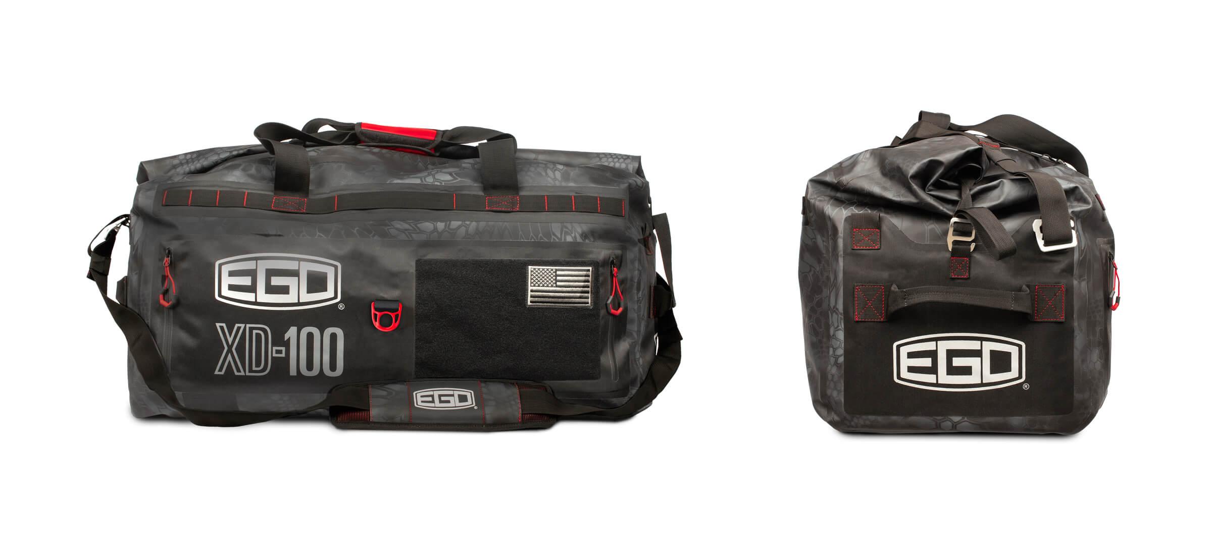 EGO 100L Kryptek TPU Dry Bag