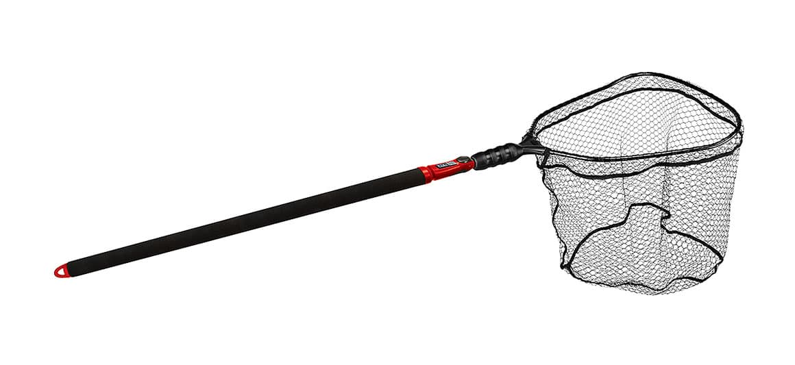 EGO S2 Slider Reach Large PVC Nylon Coated Net