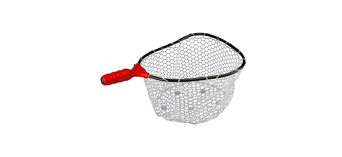EGO MEDIUM Clear Rubber Net