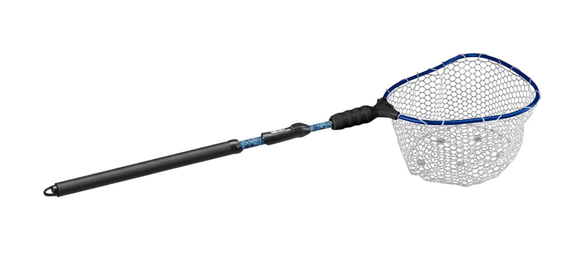 EGO Kryptek S2 Slider Medium Clear Rubber Net