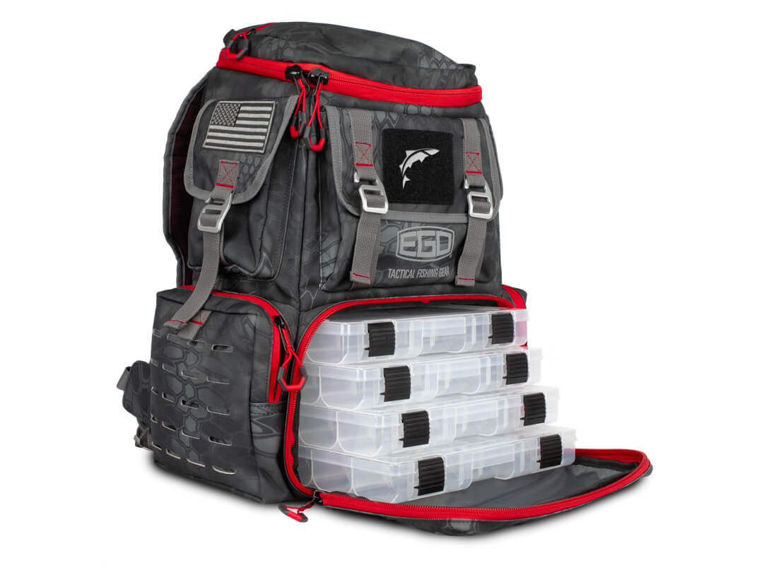 EGO Tackle Box Backpack