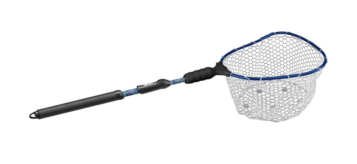 KRYPTEK S2 SLIDER—COMPACT CLEAR RUBBER NET