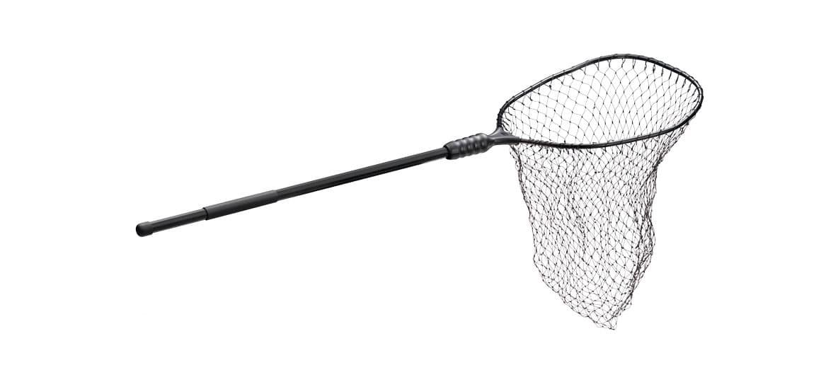EGO XL Rubber Coated Nylon BIG GAME STRIPER an Catfish NET
