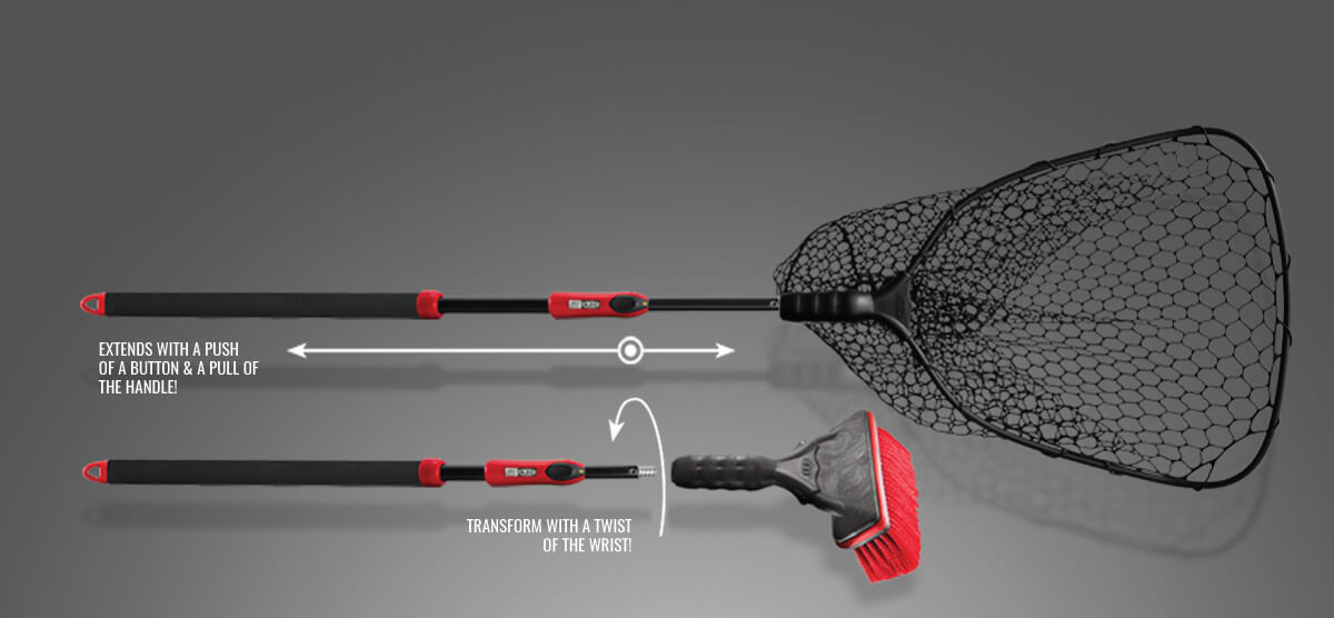 EGO Kryptek Fishing Tools
