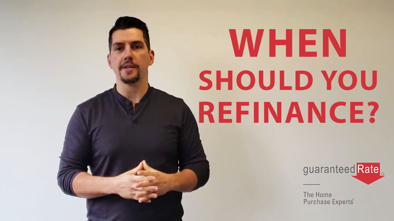 All About Refinancing