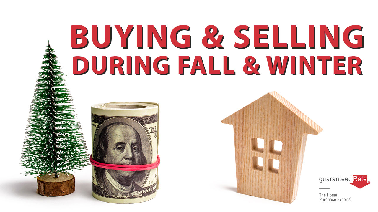 Why the Fall & Winter Market Is a Great Time to Buy and Sell