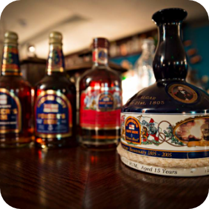 What is Pusser's and what is a Tiki Cocktail?