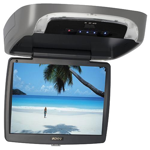 Overhead DVD Systems