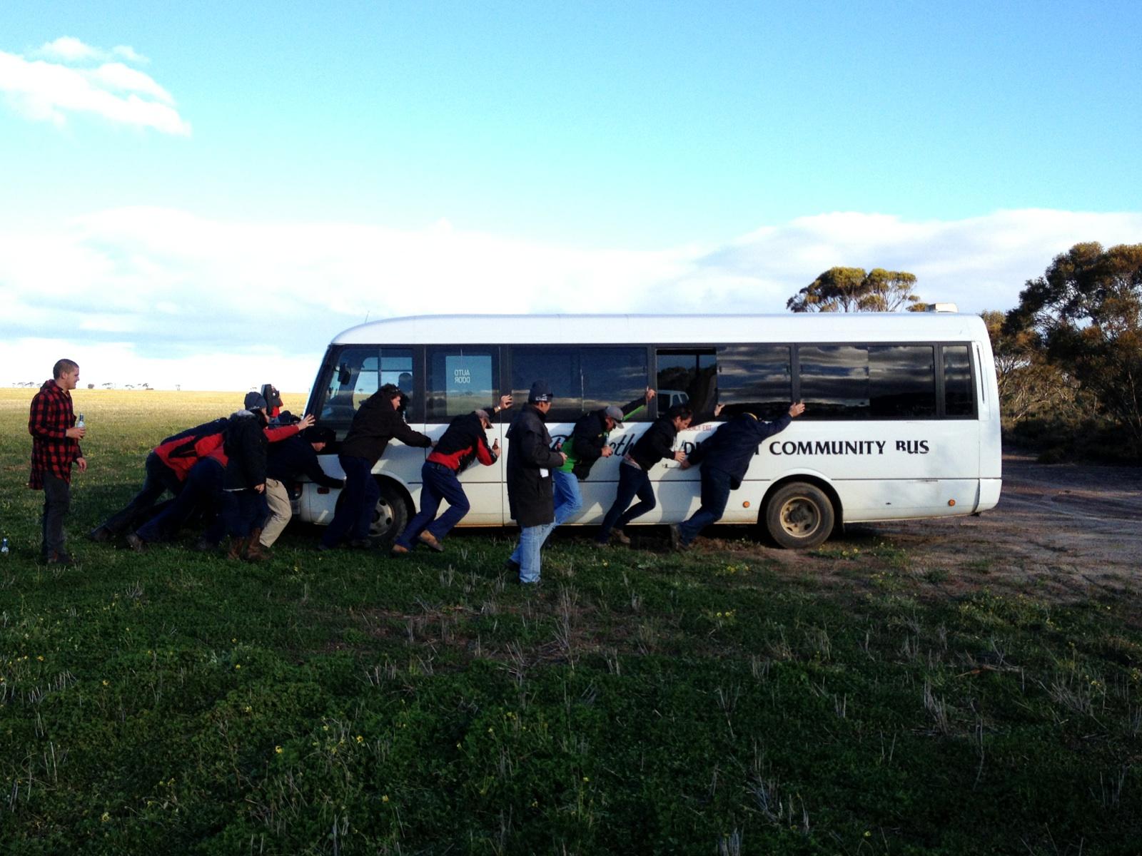 Ravensthorpe Agricultural Initiative Network