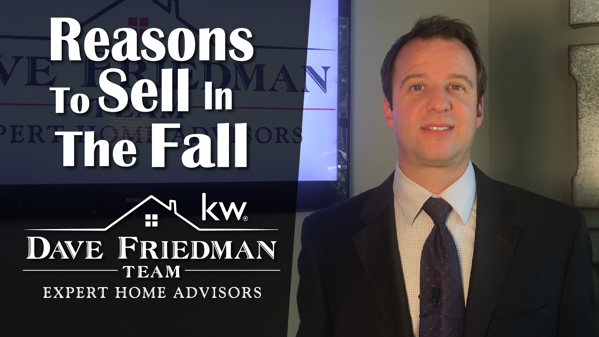 Top 10 Reasons to Sell During the Fall and Winter