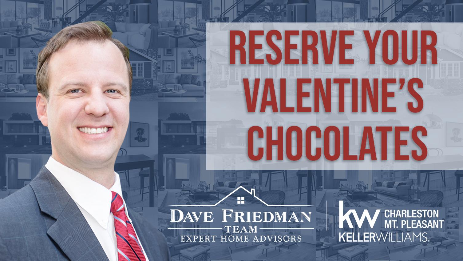 We're Sharing Valentine's Day Chocolates!