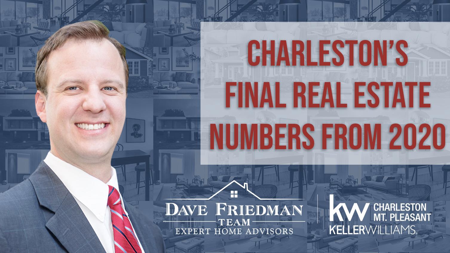 Charleston Real Estate Market Update for December 2020