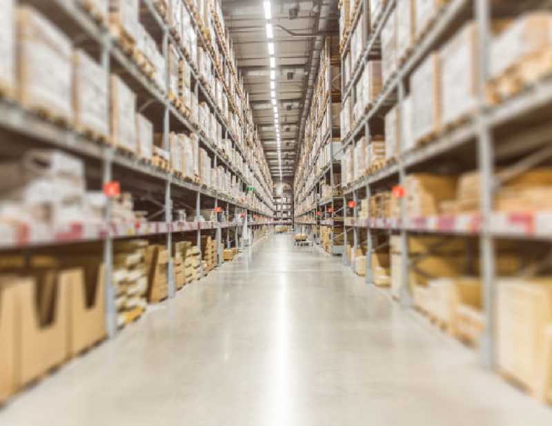 stock replenishment in supply chain