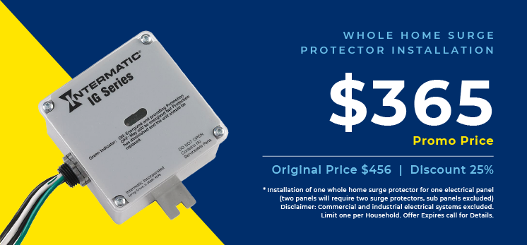 365 dollar whole home surge protector