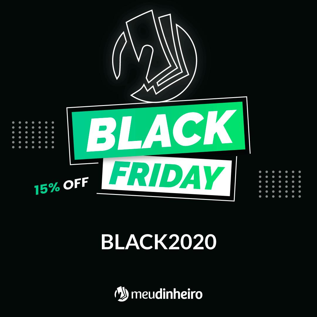 Black Friday 2020 - Meu Dinheiro Web