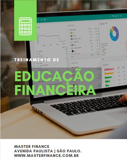 Treinamento Educação Financeiro Master Finance