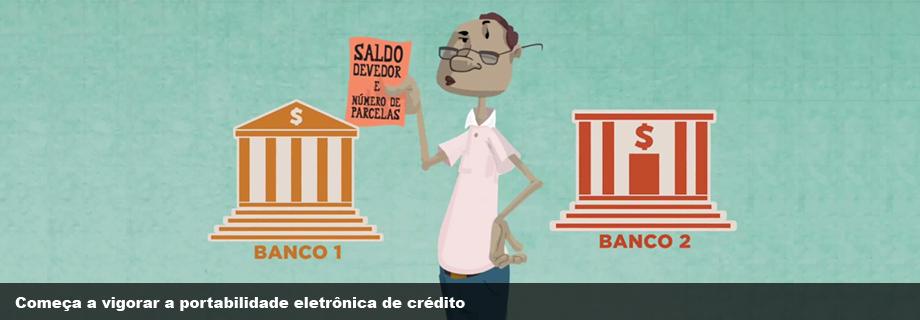 Portabilidade crédito. Uma opção para pagar menos juros.