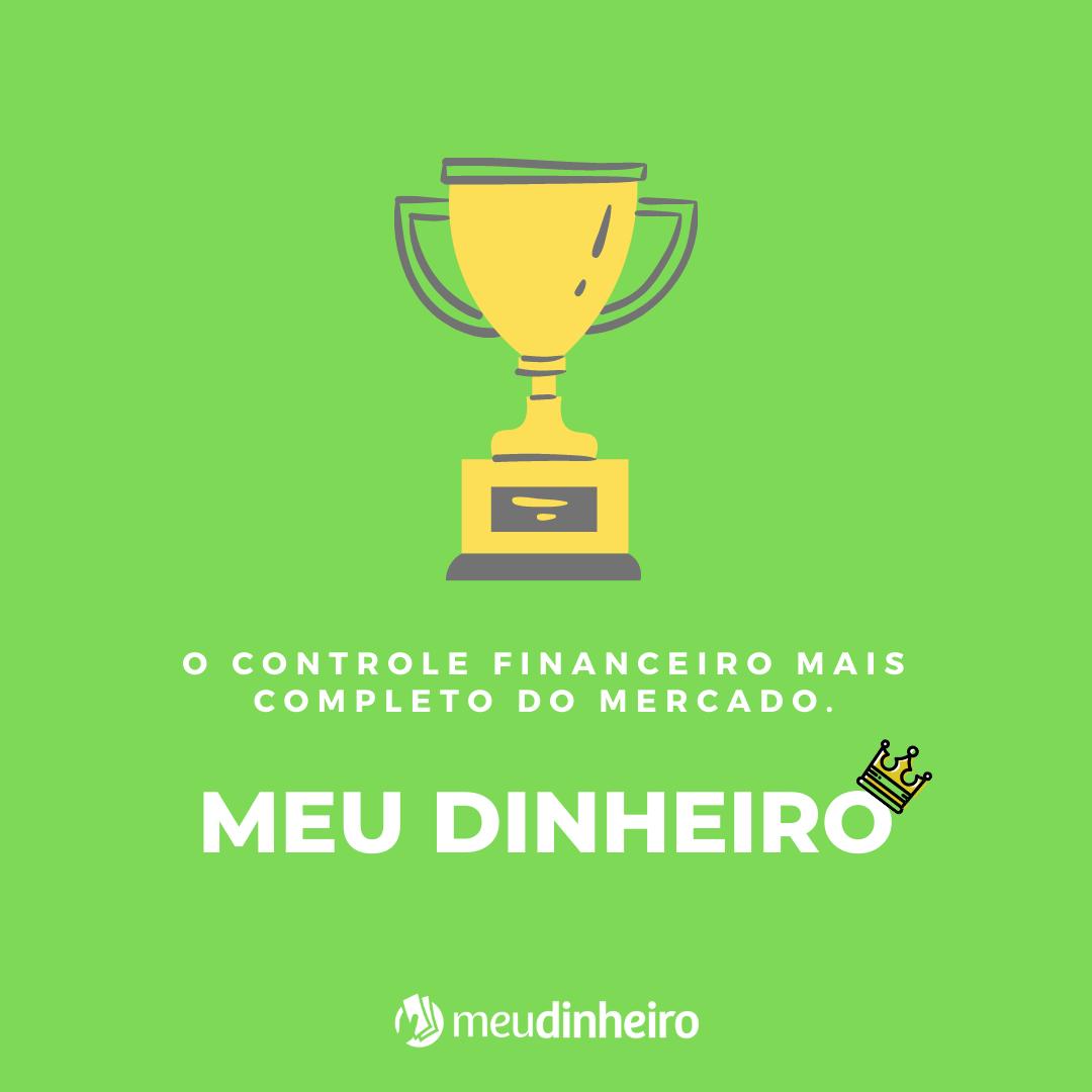 Comparativo sites e aplicativos de controle financeiro