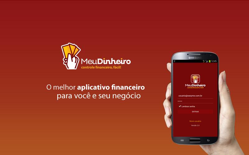 Atualização app Android Meu Dinheiro 2.0.1