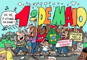 Comento o discurso de 1º de maio de nossa presidente Dilma
