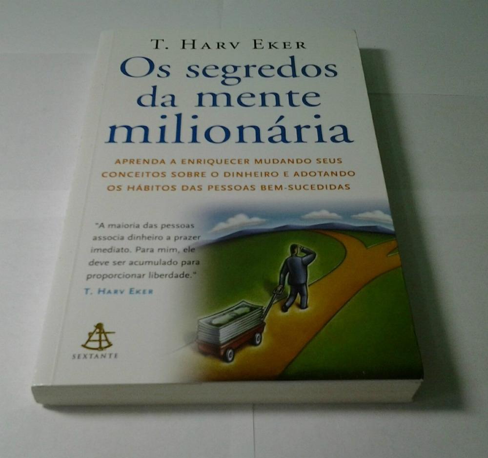 Os segredos da mente milionária: leitura obrigatória para ficar rico
