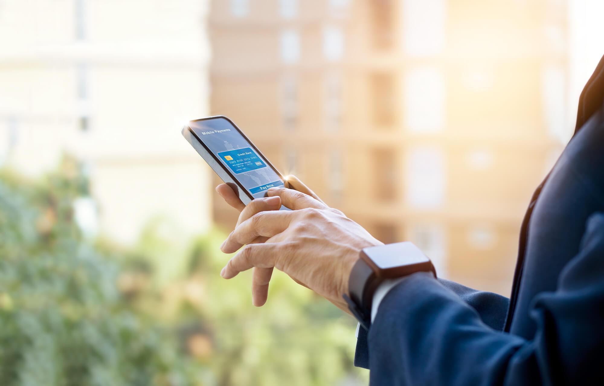 Quais as vantagens de usar o aplicativo do seu banco?