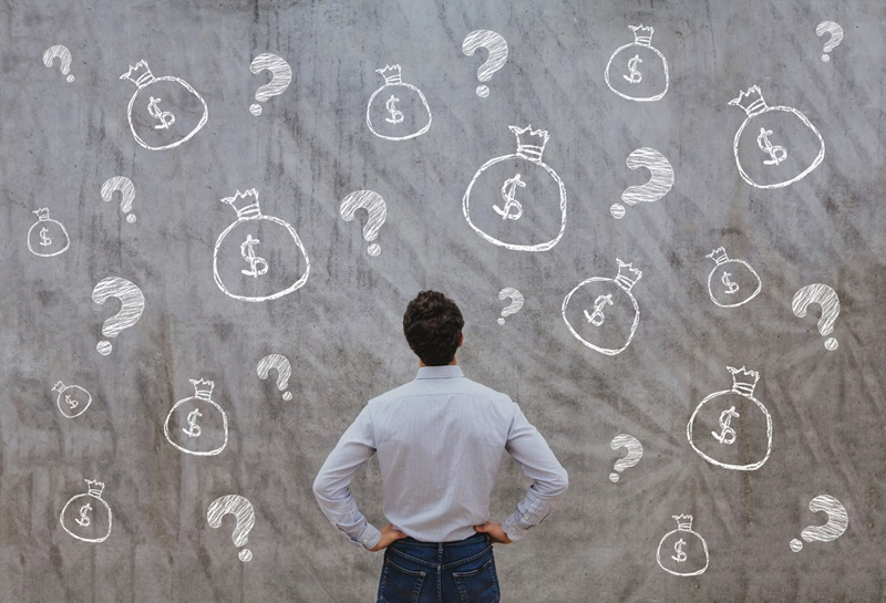 Perguntas sobre finanças que todo mundo já se fez uma vez na vida