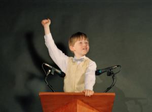 A importância da preparação e da oratória