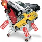 O custo mensal de um carro. Ir de táxi?