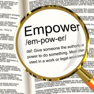 Empowerment: a arte de liderar.