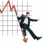 A queda da bolsa e a política econômica.