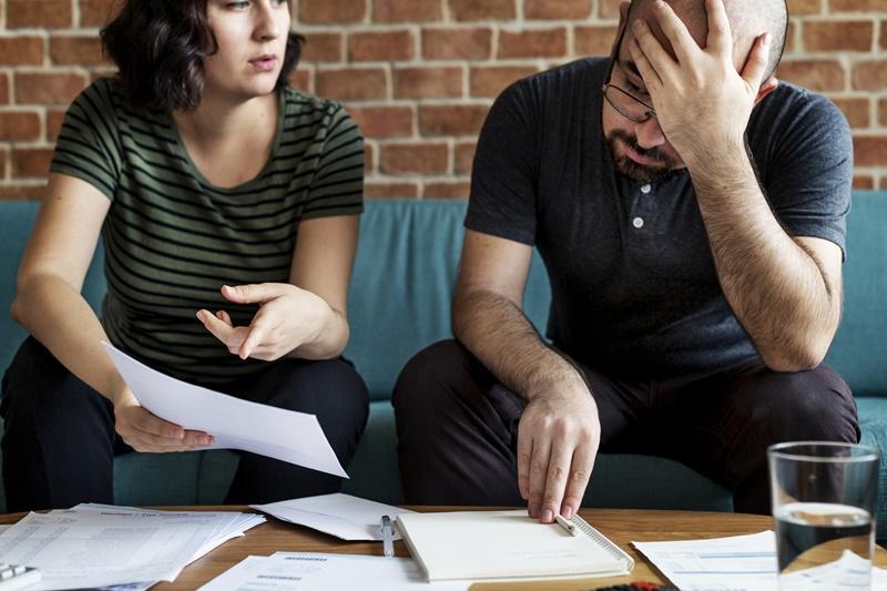 Meu planejamento financeiro não está funcionando, e agora?