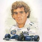Alan Prost foi melhor do que Ayrton Senna.