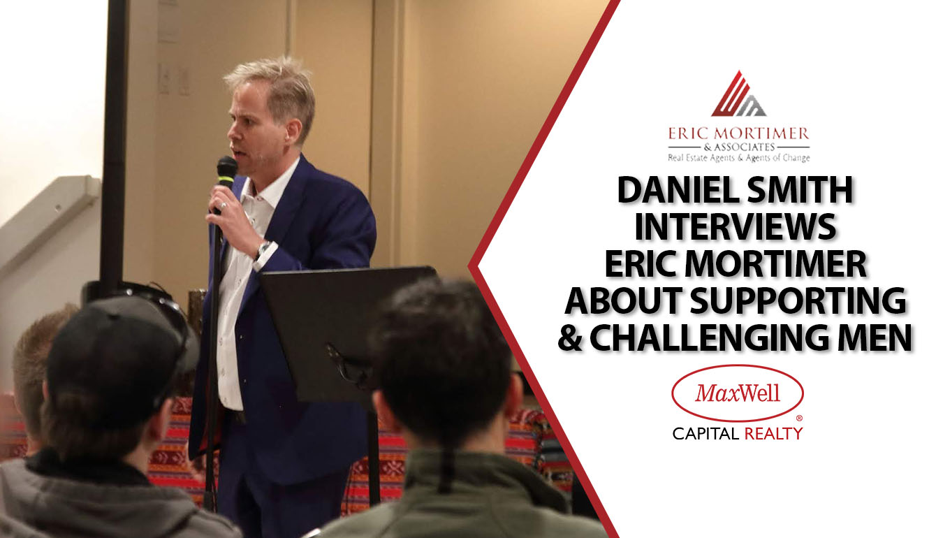 Interview with Daniel Smith on Supporting & Challenging Men to Step Up