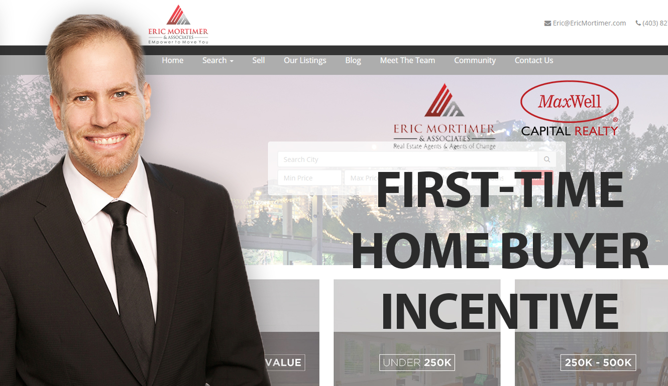 What the First-Time Home Buyer Incentive Can Do for You