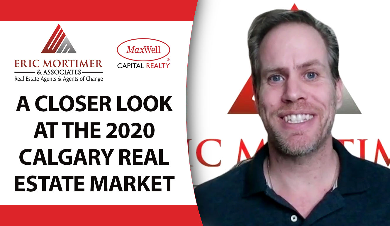 What Happened in Calgary Real Estate in 2020?