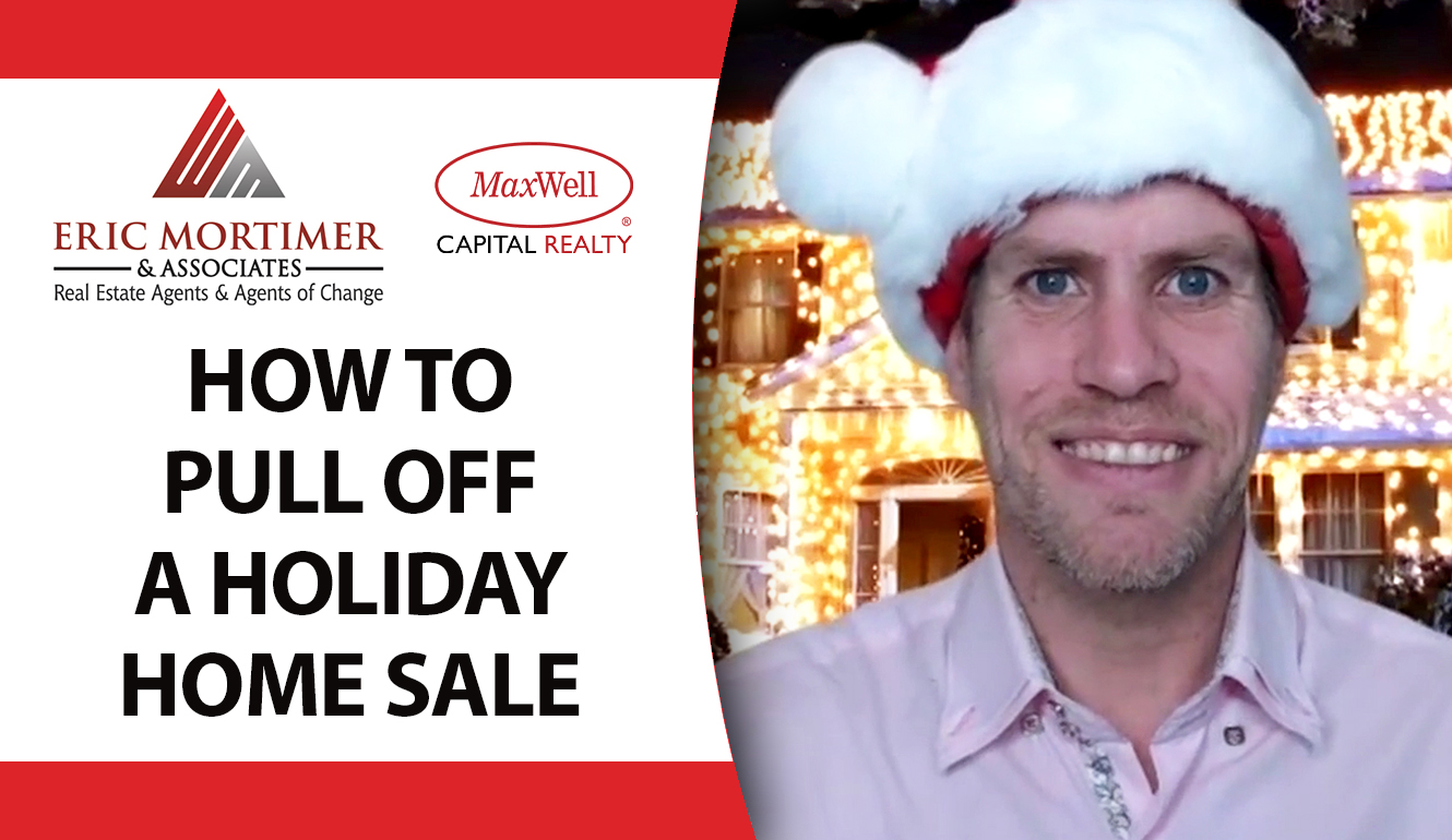What Does It Take to Sell Over the Holidays?