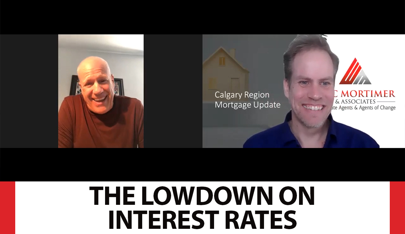 Eric Discusses Where Will Interest Rates Go From Here with Bob Reader