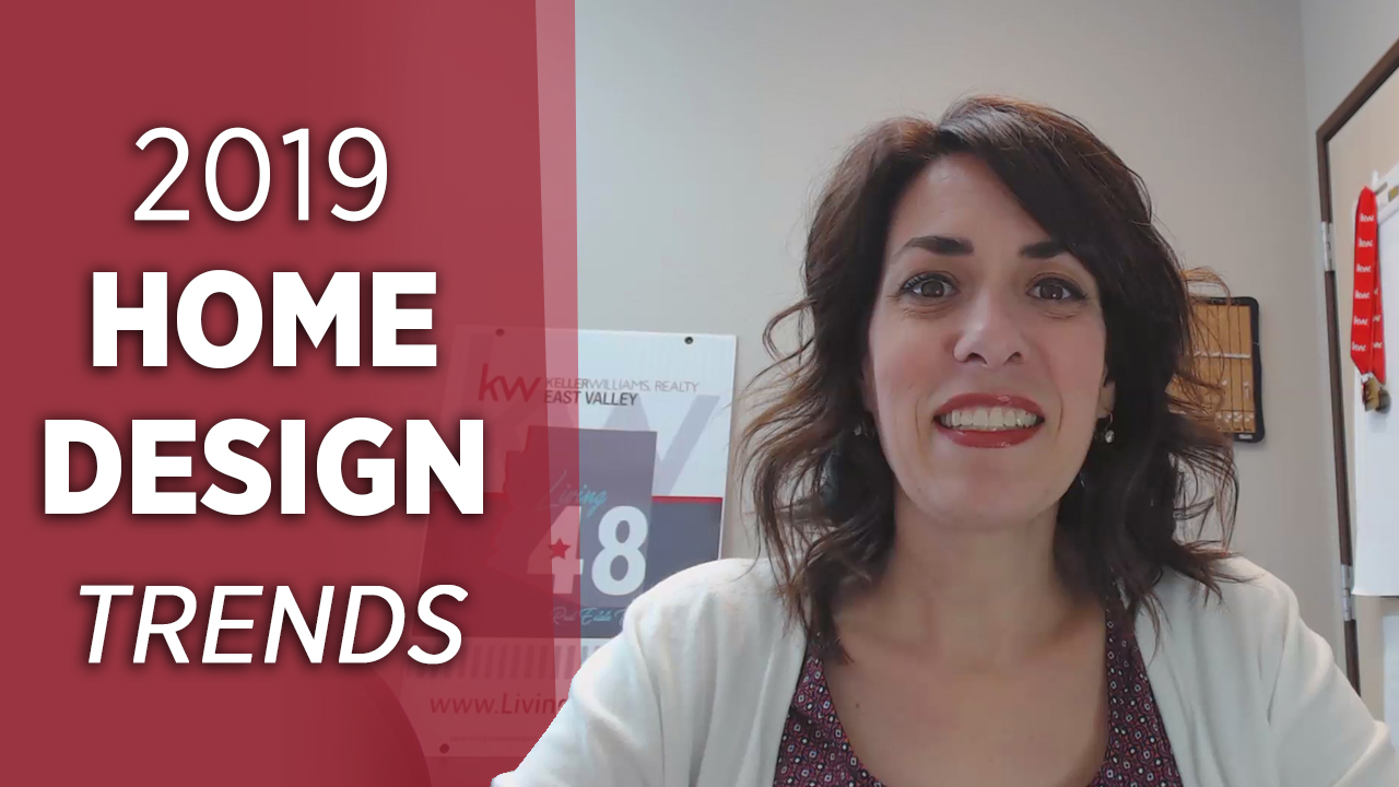 What's 'In' and What's 'Out': 2019 Home Design Trends