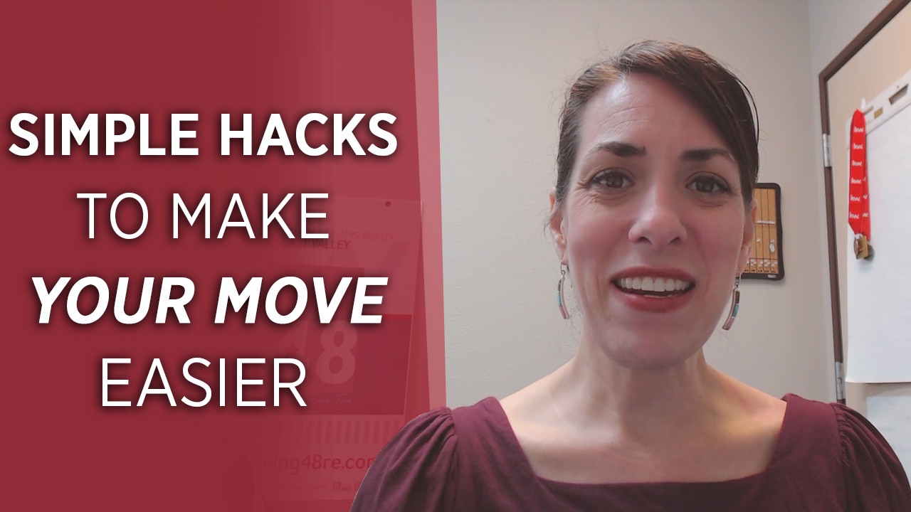 Simple, Fun Moving Hacks Guaranteed to Make Your Move Easier