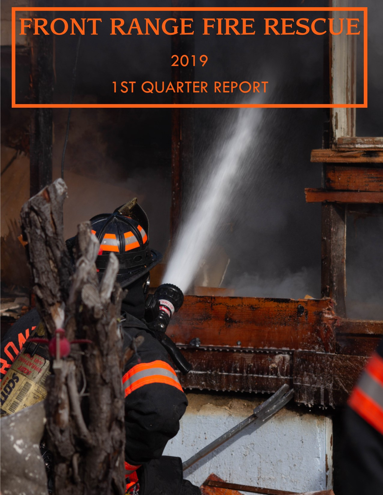 Front Range Fire Rescue 2019 1st Quarter Report