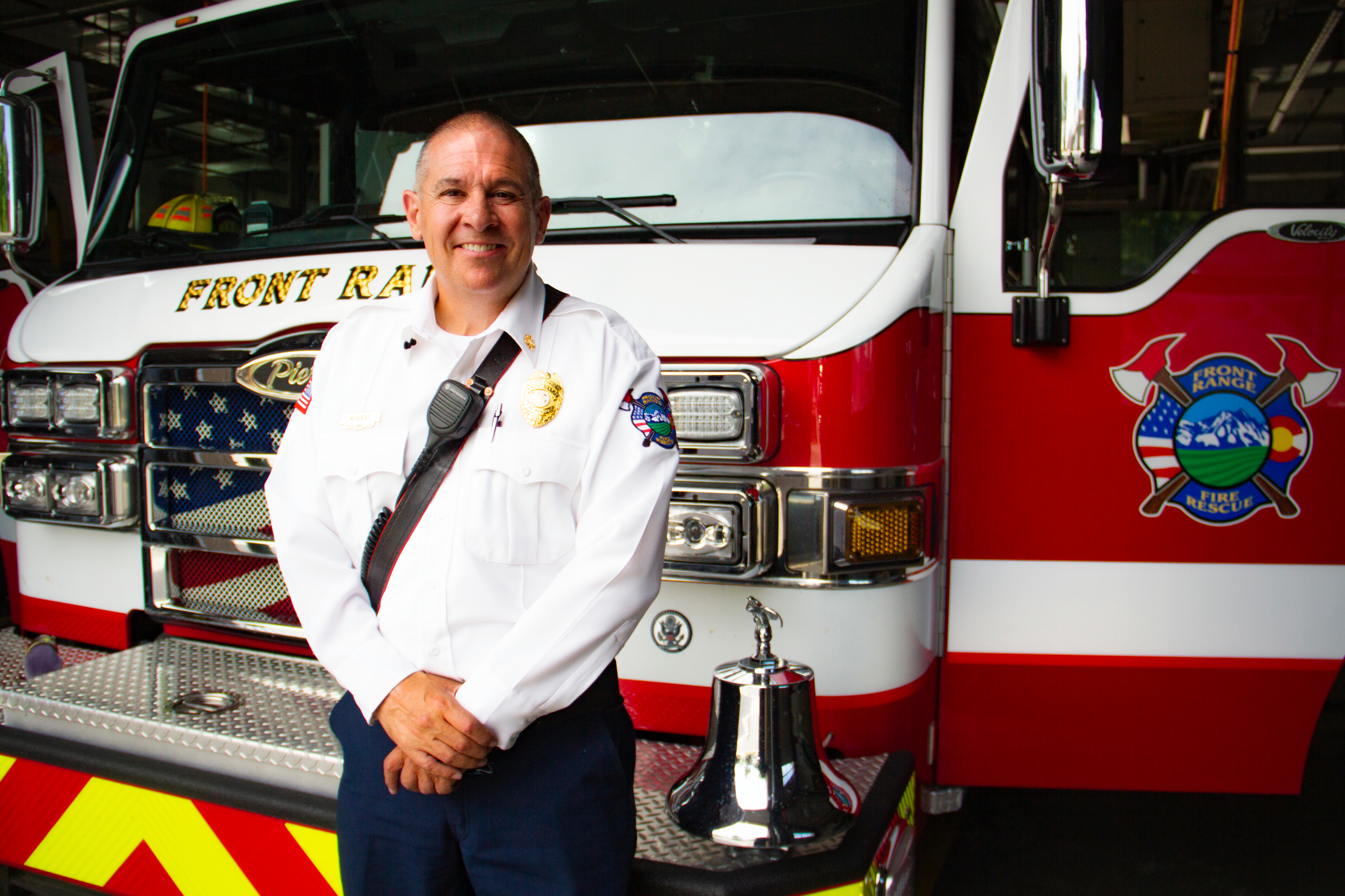 Front Range Fire Chief