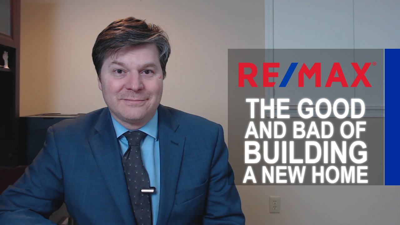 The Good and Bad of Building a New Home