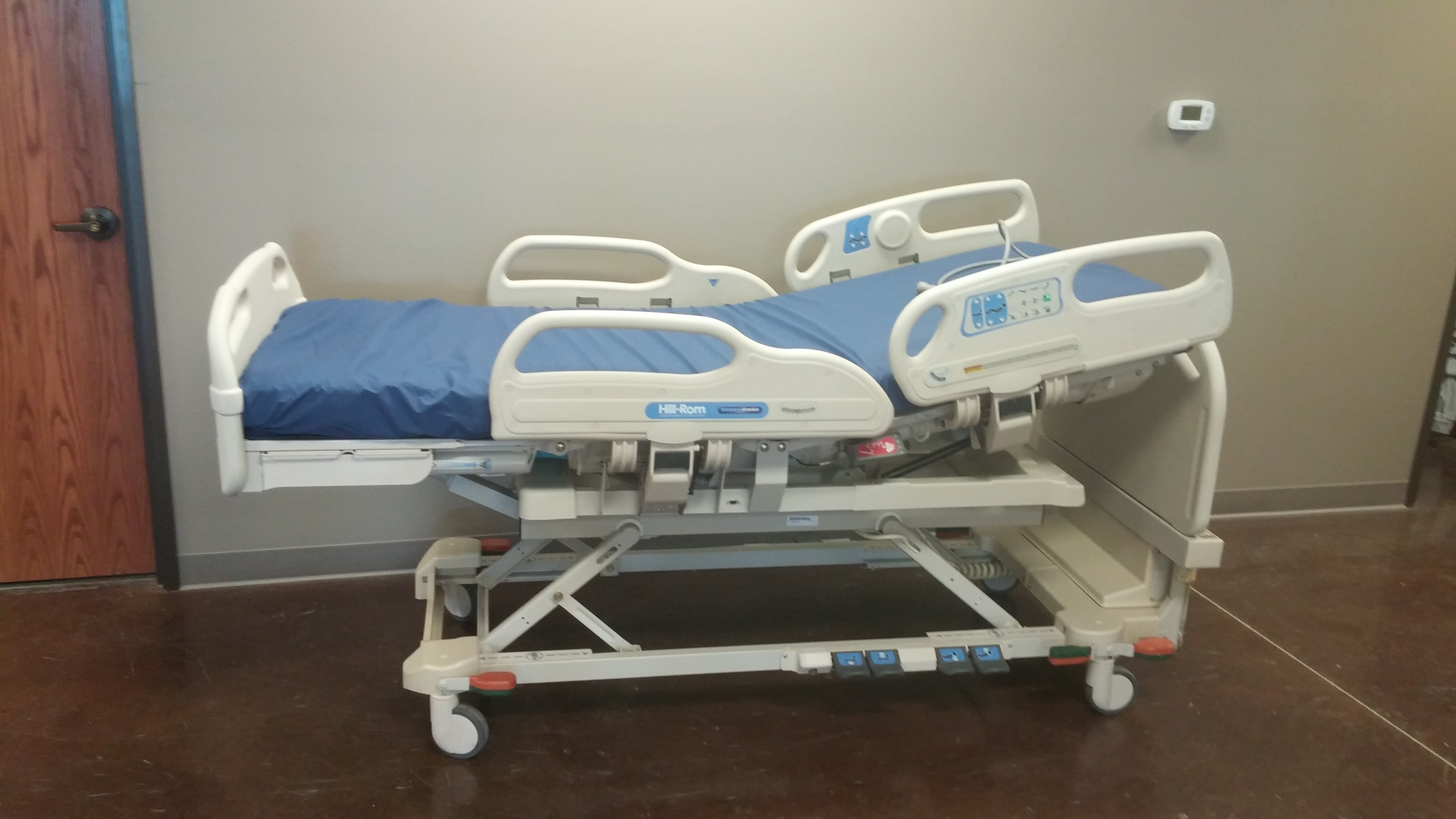 Image of a Hill Rom VersaCare Bed