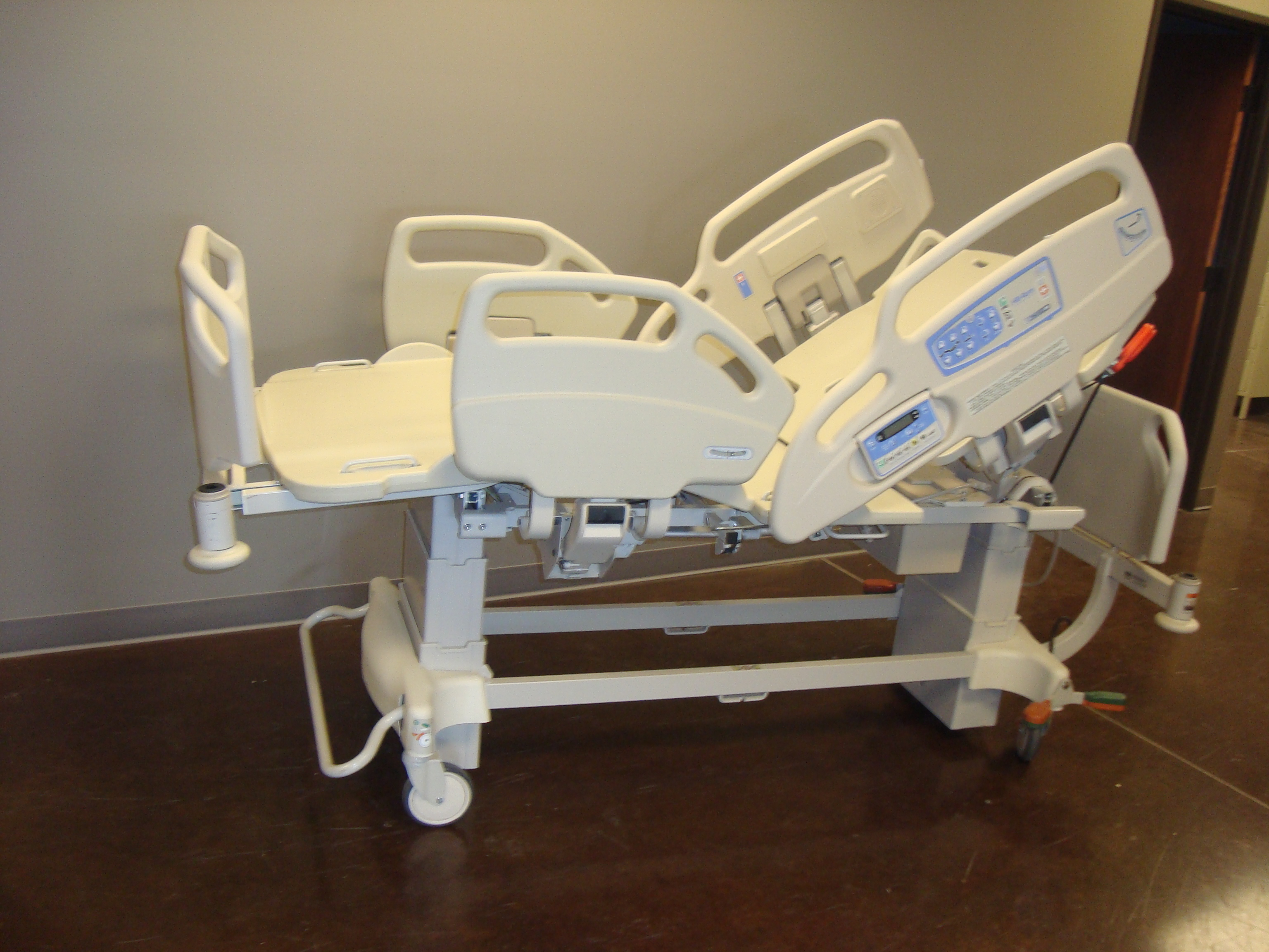 Image of a Hill Rom Care Assist ES Bed