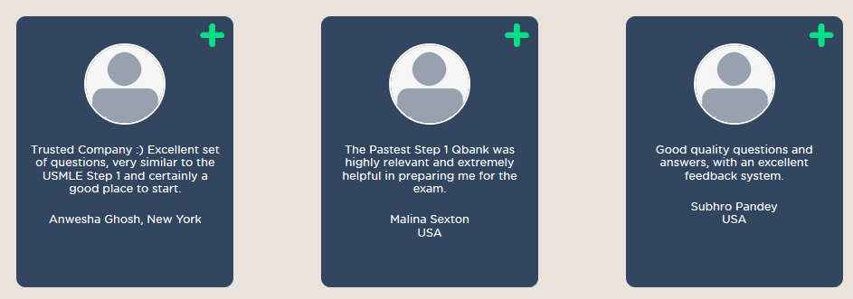 3 Reasons To Add Pastest's Free USMLE Step 1 Qbank To Your Study