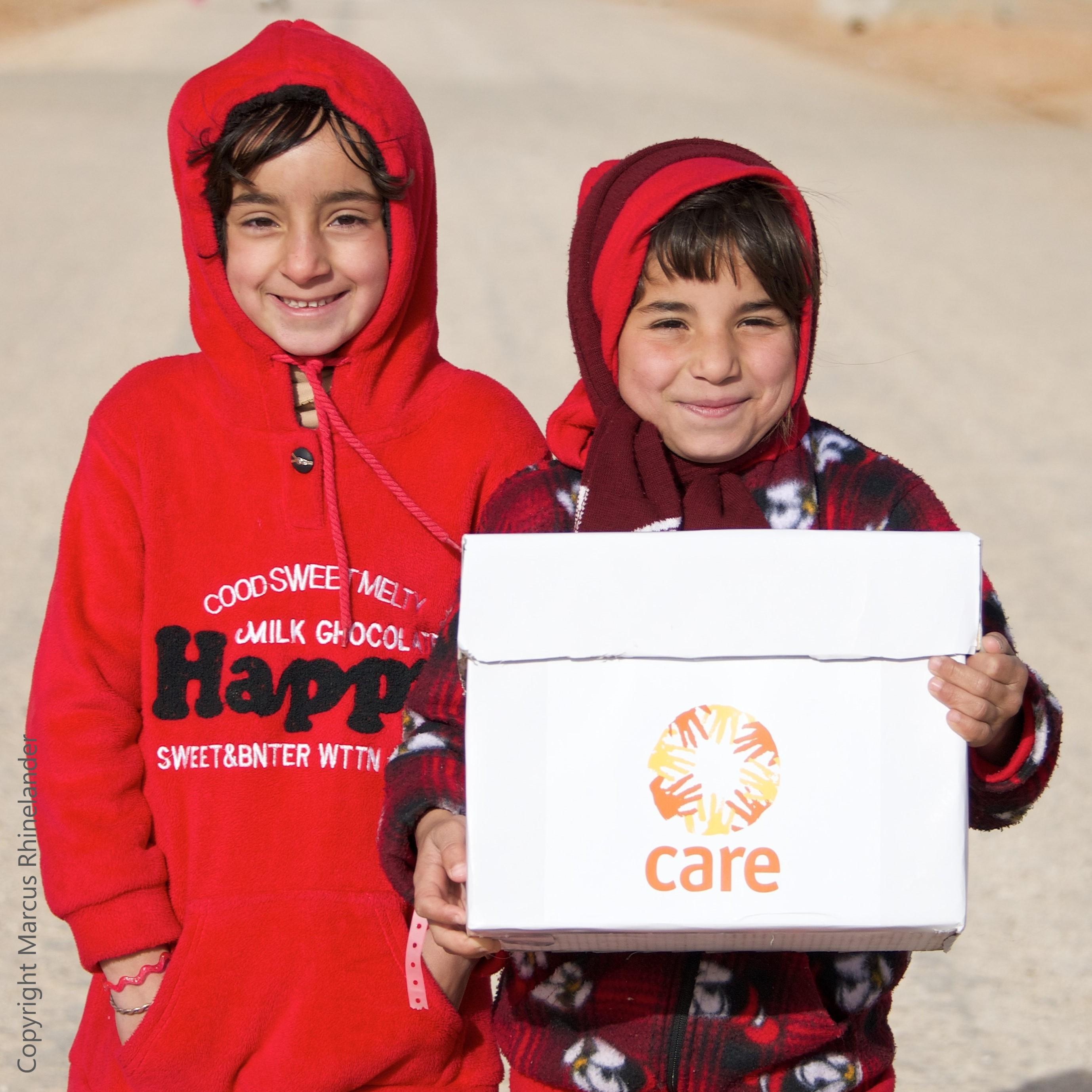 Gemeinsam für eine gesündere Welt: RedCare unterstützt CARE.