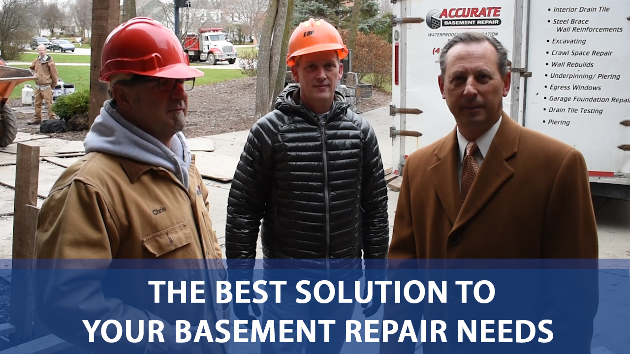 How to Solve Your Basement Repair Issues